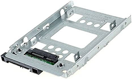 Rack HP-654540-001 - Adaptador de Disco Duro SSD (2,5 Pulgadas ...