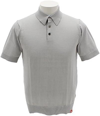 (ロサーセン) TCニット 半袖ポロシャツ #040-15240-018