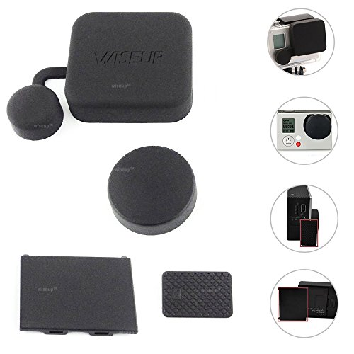 WISEUP Protective Camera Battery Cover