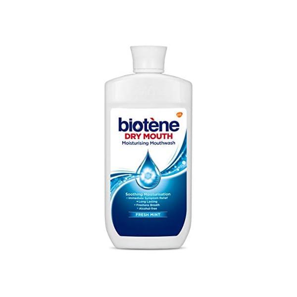 Biotene Moisturising Mouthwash 500ml 2