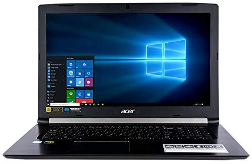 CUK Aspire 7 A717 Slim Gaming Laptop (Intel Core i7-8750H, 32GB RAM, 500GB SSD, NVIDIA GeForce GTX 1060 6GB, 17.3