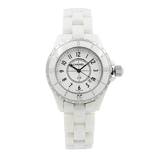 Chanel J12 Quartz Female Watch H0968 (Certified Pre-Owned)