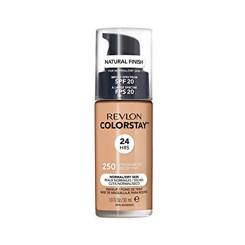 Revlon ColorStay Liquid Foundation For Normal/dry Skin,Fresh Beige, 1 Fl Oz