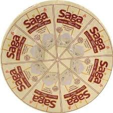 Saga Blue Cheese (Whole Wheel Approximately 2.5 Lbs)