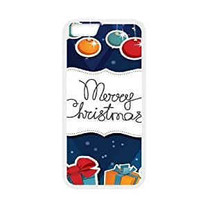 Case Cover For SamSung Galaxy S6 Christmas Phone Back Case Custom Art Print Design Hard Shell Protection AQ065056