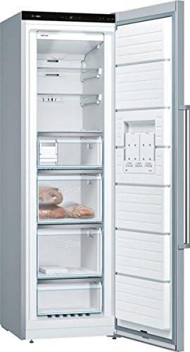Bosch Serie 6 GSN36BI3P - Congelador (Vertical, 242 L, 20 kg/24h ...