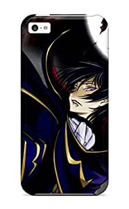 Hot Code Geass First Grade Tpu Phone Case For ipod touch4 Case Cover