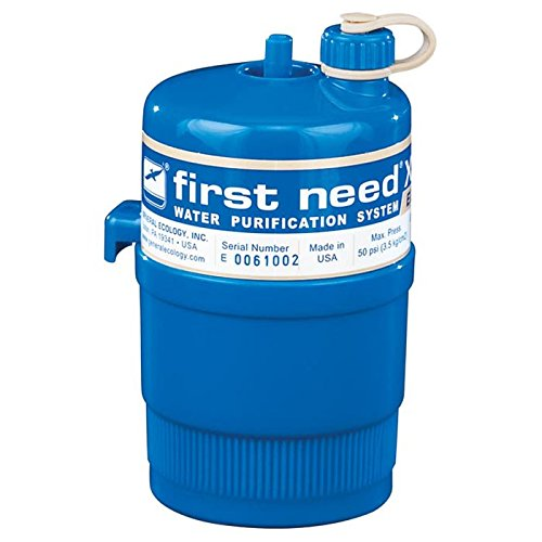 General Ecology First Need Extra Large Elite Canister (Gal Replacement Cartridge)