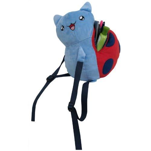 "Mighty Fine Catbug Hug Me Plush 16"" Backpack"