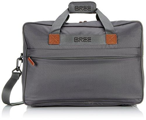 BREE Cabrio New 9 Reisetasche, 45 cm, Grau