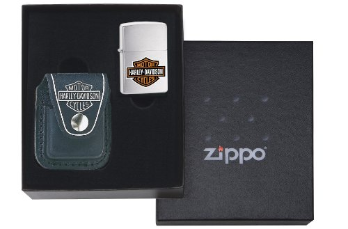 Zippo Lighter Davidson lighter included product image