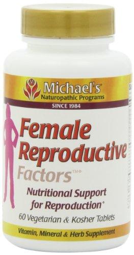 Стройность-программы женских репродуктивных Факторы Майкла, 60 граф