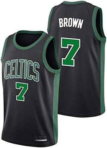 YSMART Hombre Ropa de Baloncesto Boston Celtics 7# Brown ...