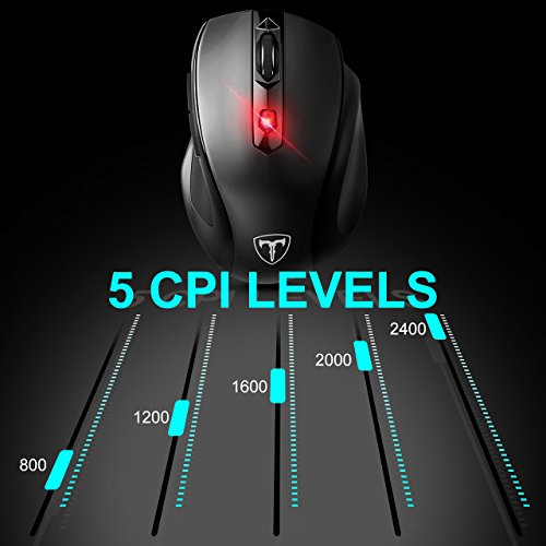 VicTsing-24G-Wireless-Mouse-with-USB-Receive-and-Mouse-Pad-Set