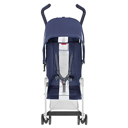 Maclaren Mark II with Recline, Midnight Navy