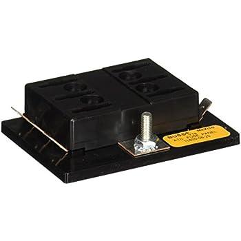 amazon com bussmann 15600 06 20 fuse block assembly automotive rh amazon com