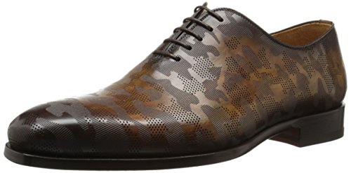 Magnanni Men's Christopher Oxford, Tabaco, 11 M US