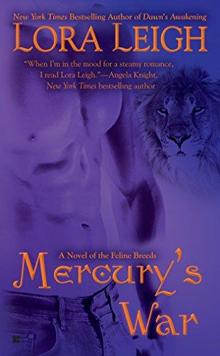 - Mercury's War: A Novel of the Breeds