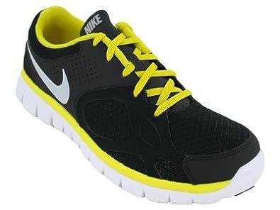 e0d2884d9b7b Nike Flex 2012 RN Mens Running Shoes 512019-013 Black 11.5 M US