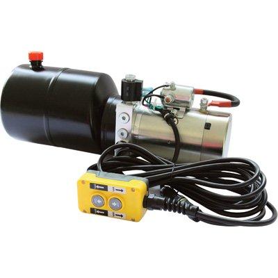 NorTrac 12 Volt DC Hydraulic Power Unit - Lift-Hold-Lower Applications, Model# YBZ5-F2.1B1W2/WUAAD1