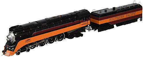 Bachmann Industries GS4 4-8-4 Locomotive & Tender with Operating Headlight