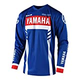 Troy Lee Designs GP Yamaha RS1 Mens MX Offroad Jersey Blue LG