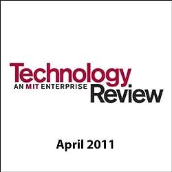 Audible Technology Review, April 2011