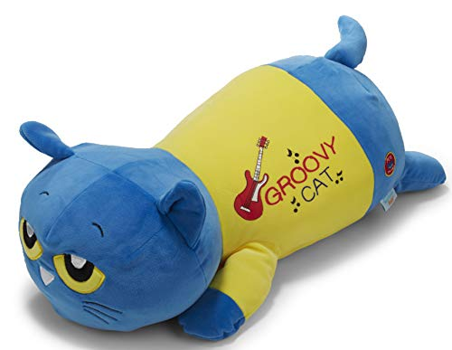 Pete The Cat Cuddle Pal -  Stuffed Animal Plush Toy]()