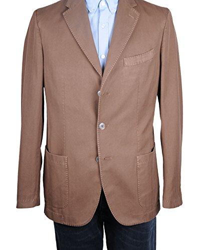 Santaniello Homme GL19MFDS135955R Marron Coton Blazer