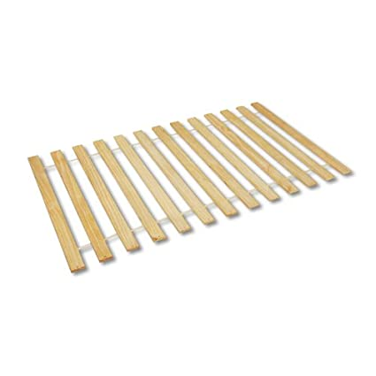 amazon com full size attached bed slats bunkie boards kitchen