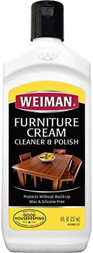Wood Cleaner: Weiman Furniture Cream