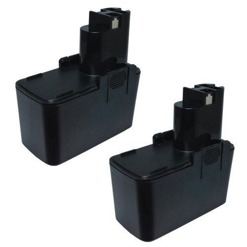 【JC】2個セット BOSCH ニカド 互換バッテリー 12V 2.0Ah 【C】GSR 12VES-2 対応 B01461JMP2