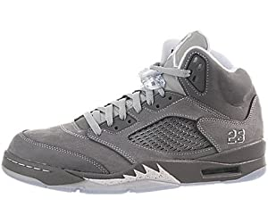 ... Air Jordan V (5) Retro (Light Graphite  . upc 659658989719 product  image1 cd04fee53