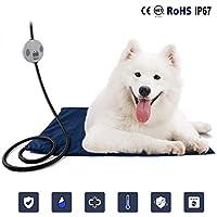 Petleso Waterproof Dog Heating Pad with UL Certificate