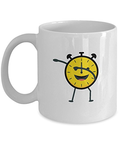 Dabbing Clock New Years 2018 Countdown Dab Mug New Years Countdown Clock