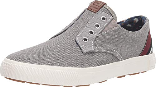 Ben Sherman Mens Percy Laceless Slip On Sneakers Shoes