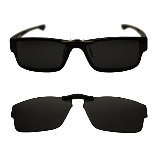 011fd8399cd99 new arrivals custom polarized clip on sunglasses for oakley oakley airdrop  57 ox8046 57 18 143