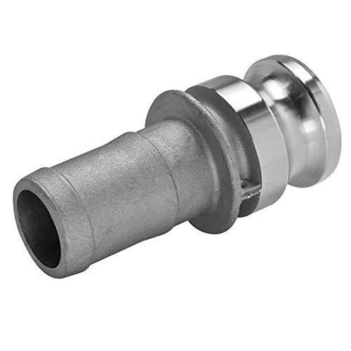 Aluminum Cam /& Groove 200E 2 Inch Male Camlock Adapter//Hose Fitting