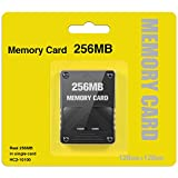 CIPON PS2 Memory Card 256MB High Speed for Sony