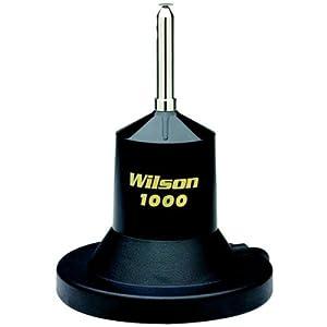 Amazon.com: Wilson 1000 Series 3000 Watt Magnetic Mount CB Antenna ...