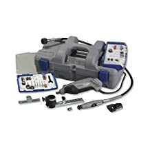 Dremel 400-3-51 400 Series XPR Rotary Tool Kit With 51 Accessories