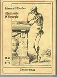 """Anatomie - Chirurgie: Tafelteil aus: """"Encyclopédie ou Dictionnaire Raisonné des Sciences"""". Paris 1751-1772. Franz"""