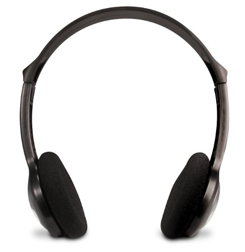 Nady Stereo Headphone - Nady QH-160 Lightweight Personal Stereo Headphones