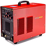PRIMEWELD TIG200 200A AC/DC Aluminum Tig/Stick Welder Square Wave Inverter with Pedal