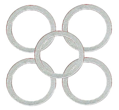 5 NEW SOUTHWEST SPEED NYLON AN SEALING WASHERS, -10 (Fitting Sealing Washer)