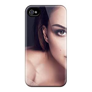 Saraumes FhWqYPf4837QrDCW Case For Iphone 4/4s With Nice Natalie Portman 2012 Appearance