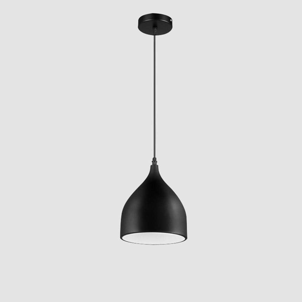 Lámpara De Araña LED Moderna Lámpara Única Cabeza Única