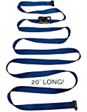 "Two 2"" x 20' E Track Ratcheting Strap Heavy Duty"