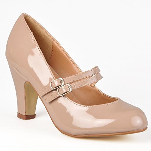 Journee Collection Shoes Nude Reviews