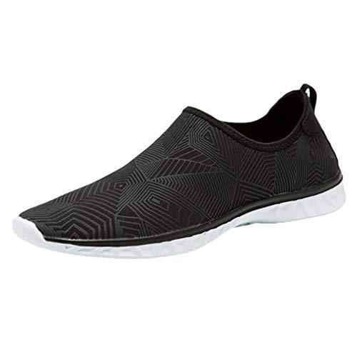 Chenqi Da Shoes Nero Adulti Acqua Uomo Donna Sport Scarpe Water Per Scarpette Unisex Acquatici TrwTq4